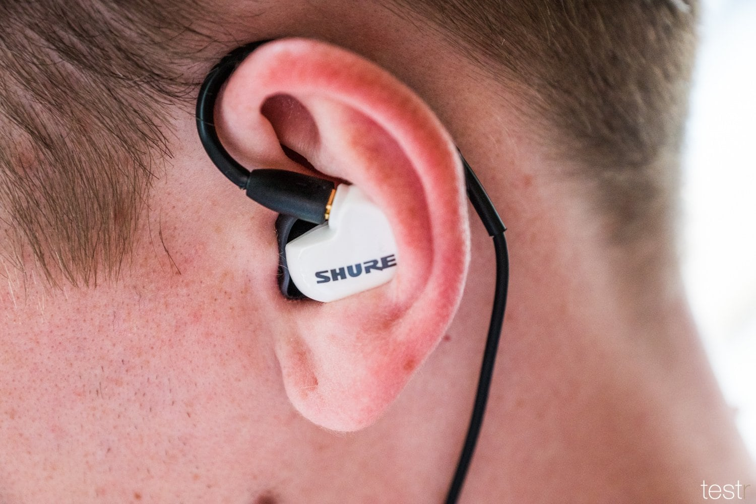 Shure SE215m+SPE - In-Ear-Ohrhörer - Produkttest - testr.at