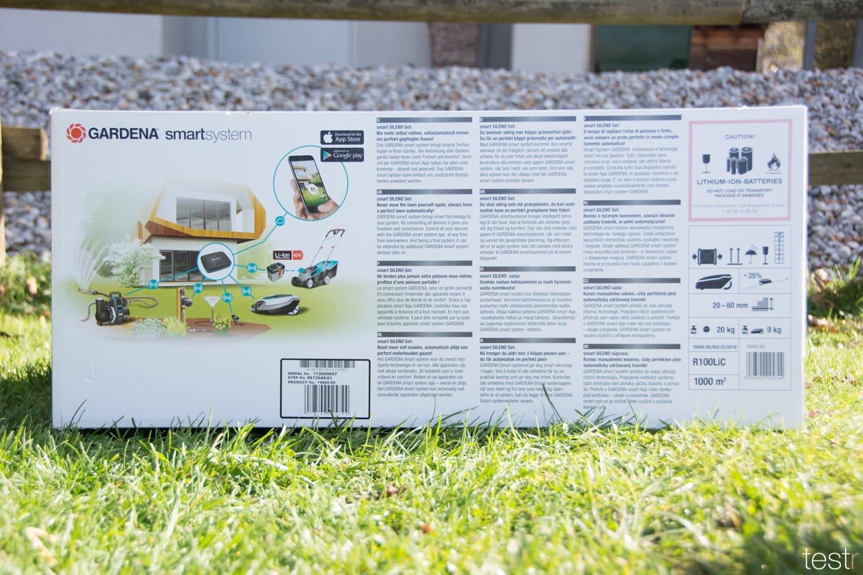 gardena smart sileno rasenm her produkttest. Black Bedroom Furniture Sets. Home Design Ideas