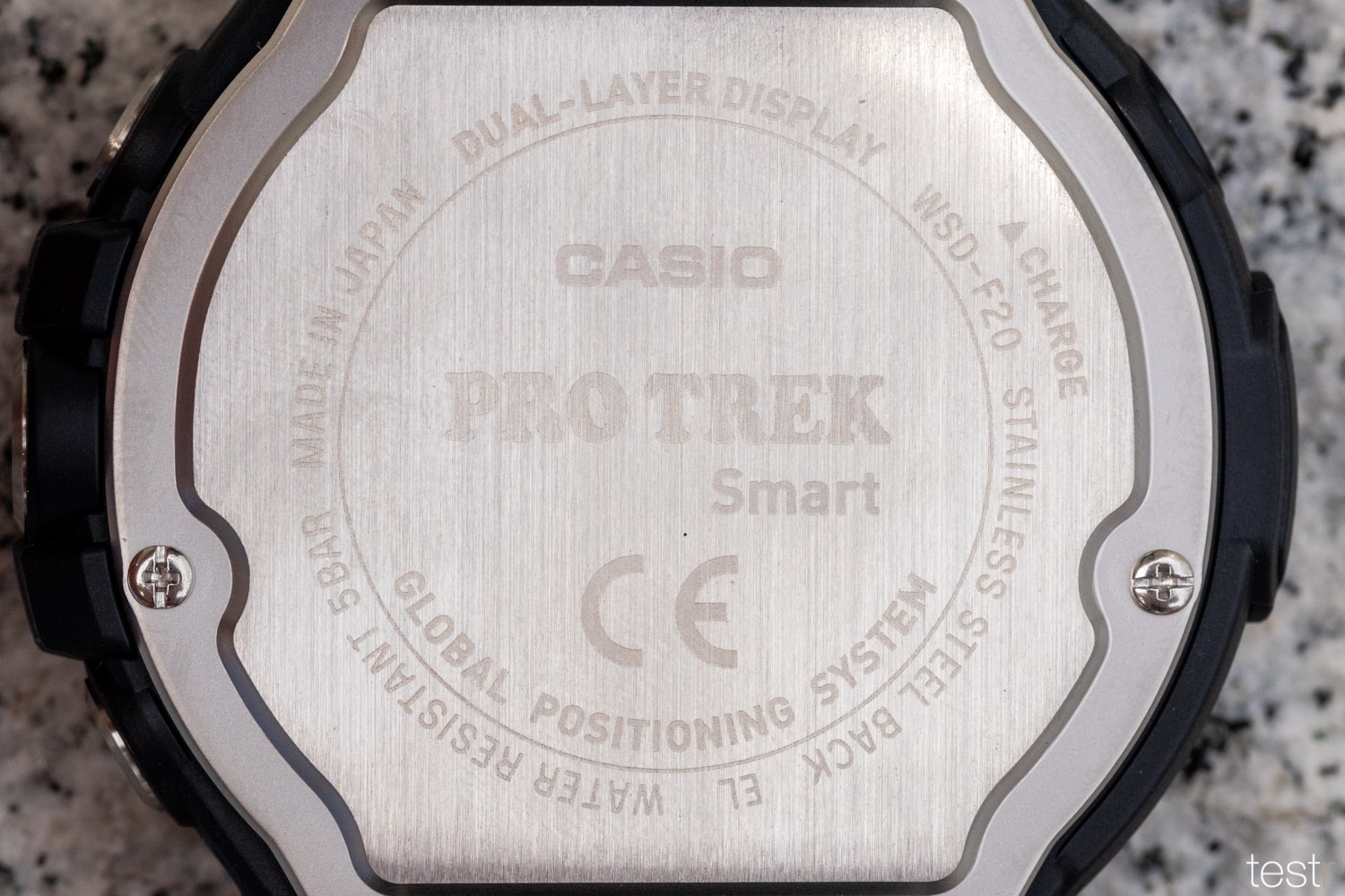 Casio Pro Trek Smart WSD F20A 46