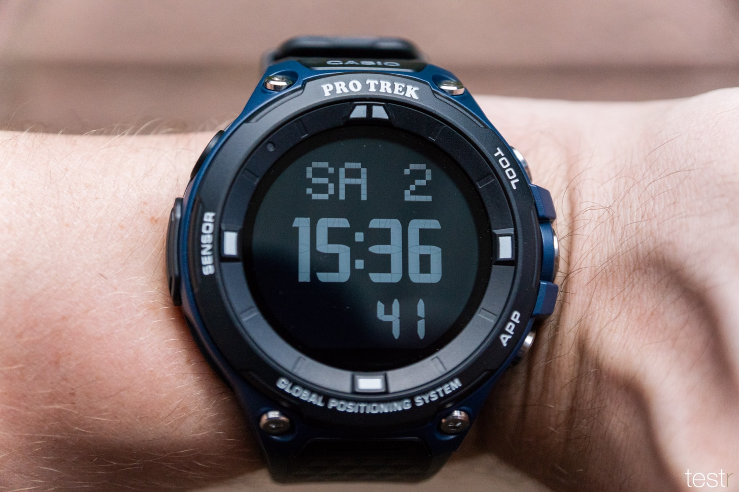 Casio Pro Trek Smart WSD F20A 54
