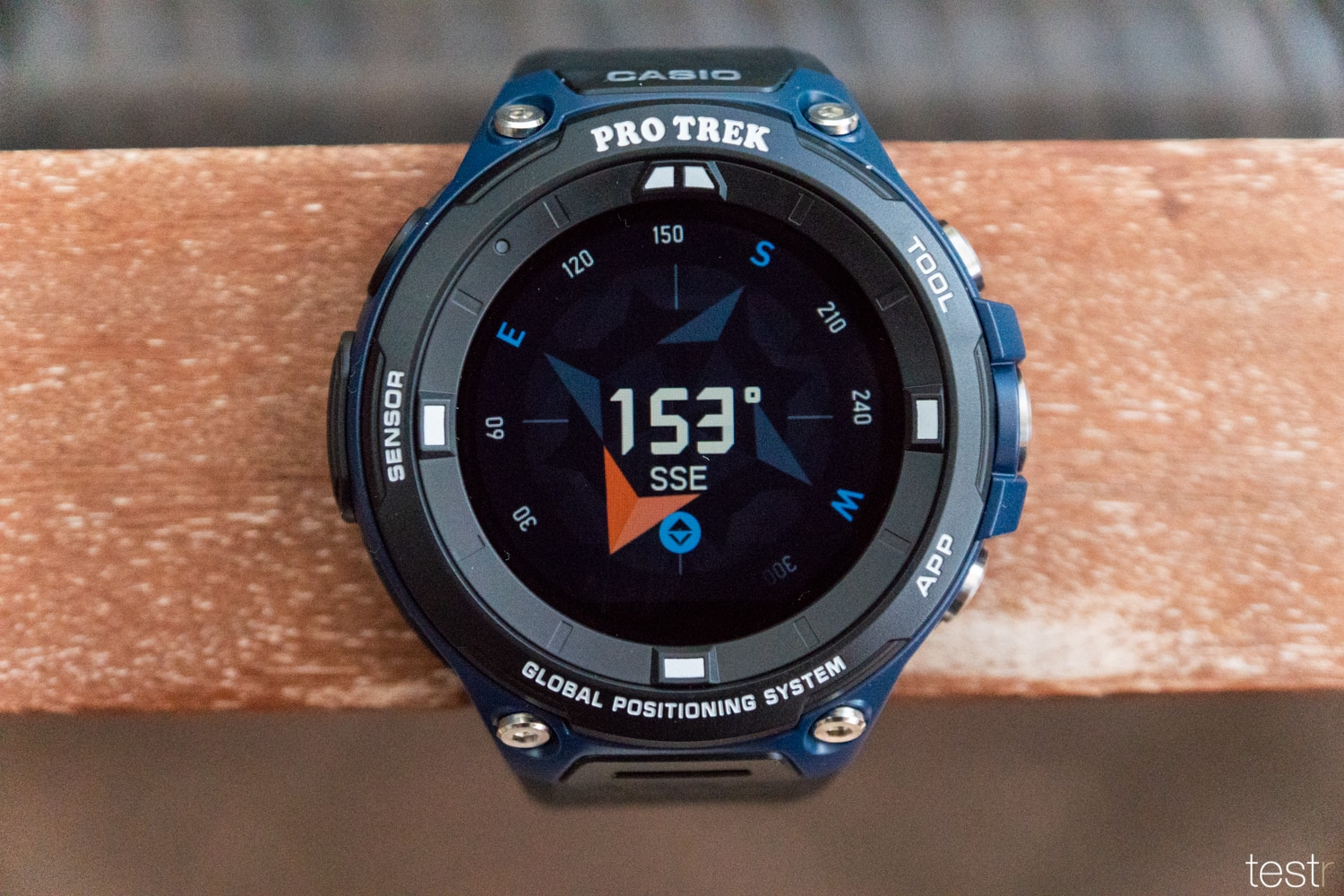 Casio Pro Trek Smart WSD F20A 60