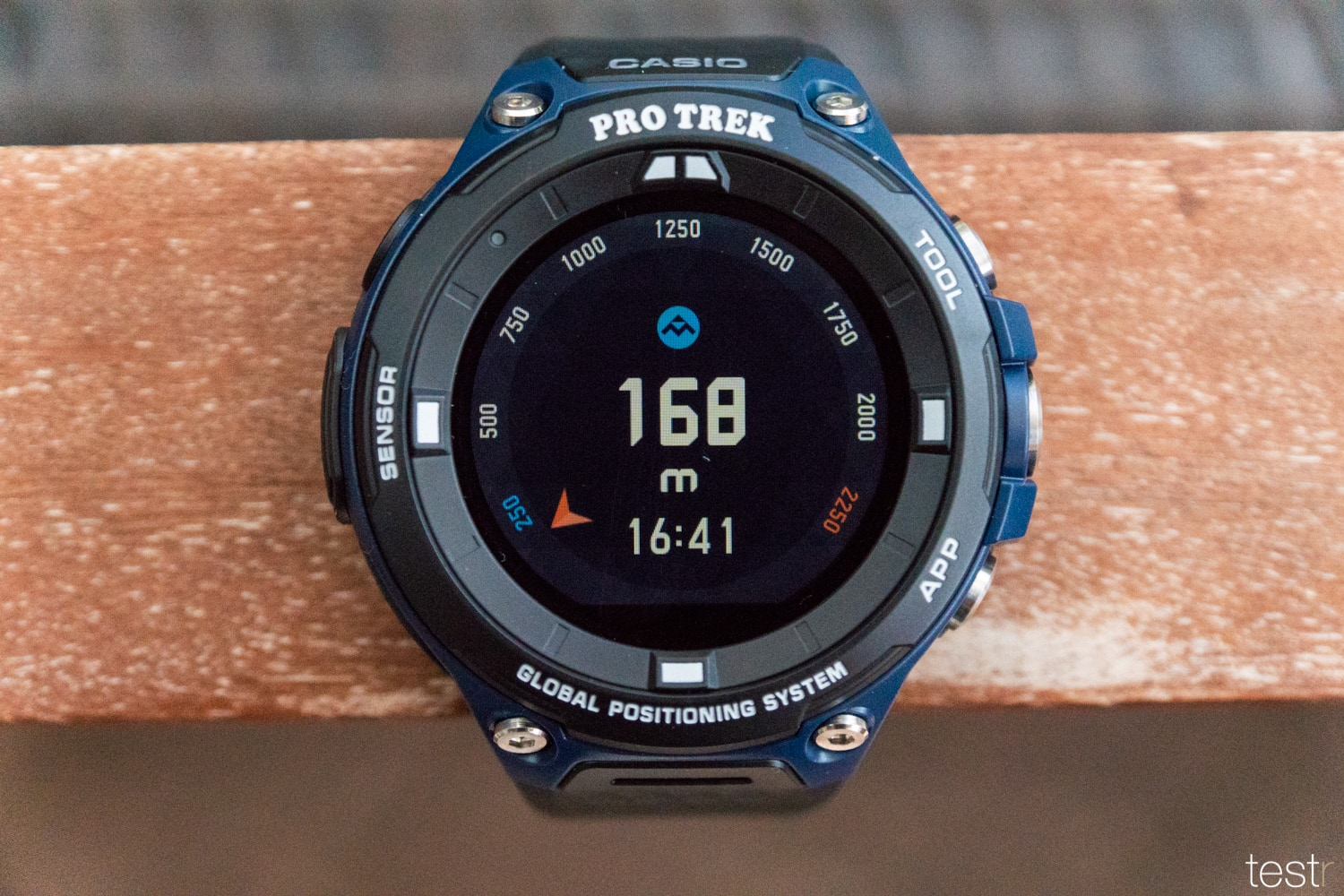 Casio Pro Trek Smart WSD F20A 61