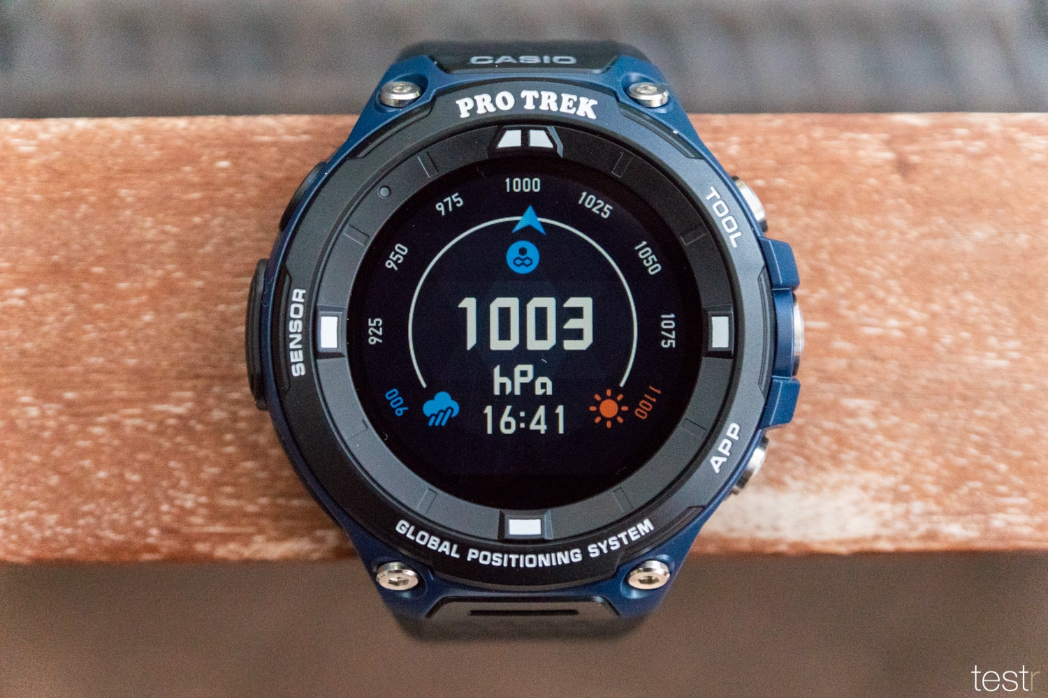 Casio Pro Trek Smart WSD F20A 62