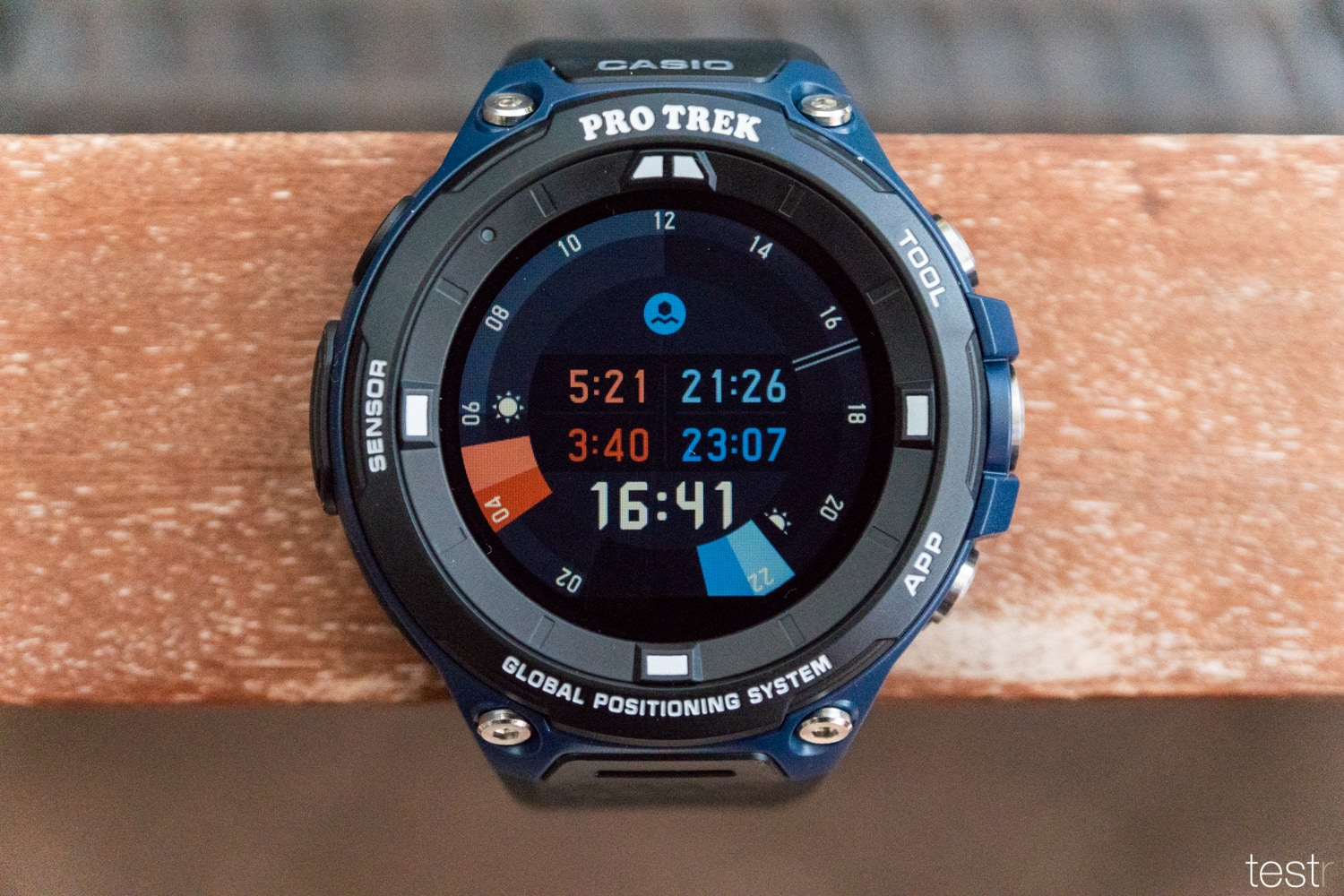 Casio Pro Trek Smart WSD F20A 63