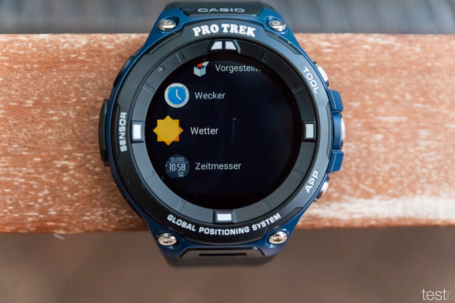 Casio Pro Trek Smart WSD F20A 67